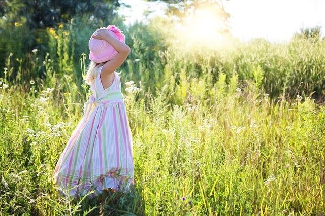 Taufkleider für Mädchen